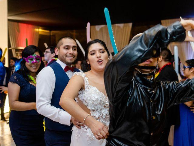El matrimonio de Mario y Jhanny en Lurigancho-Chosica, Lima 113