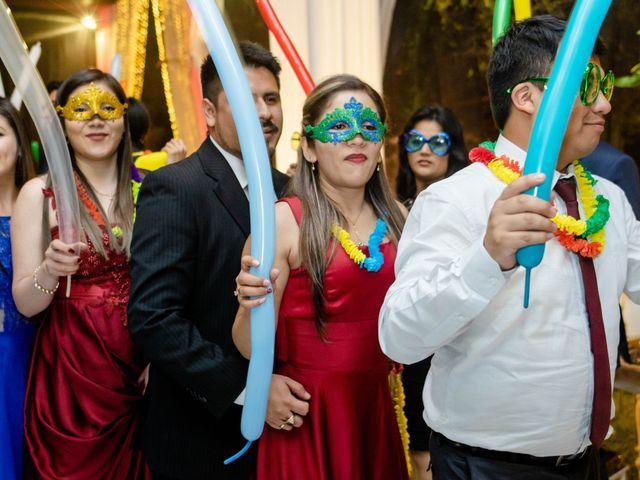 El matrimonio de Mario y Jhanny en Lurigancho-Chosica, Lima 114