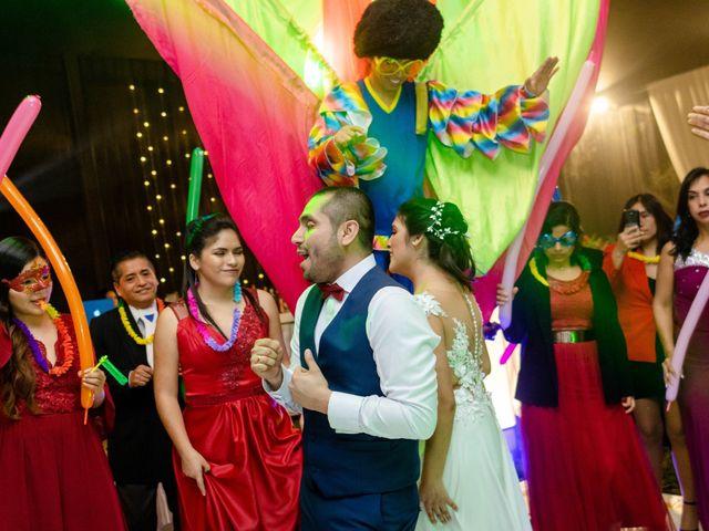 El matrimonio de Mario y Jhanny en Lurigancho-Chosica, Lima 115