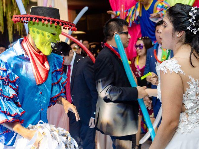 El matrimonio de Mario y Jhanny en Lurigancho-Chosica, Lima 118
