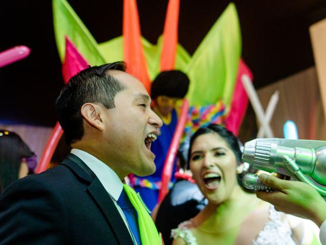 El matrimonio de Mario y Jhanny en Lurigancho-Chosica, Lima 119