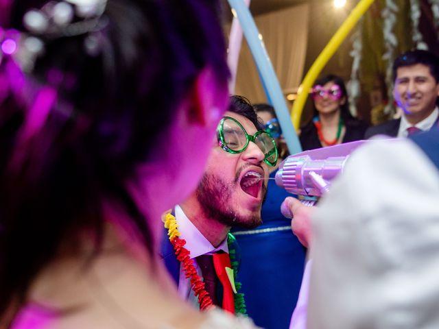 El matrimonio de Mario y Jhanny en Lurigancho-Chosica, Lima 121