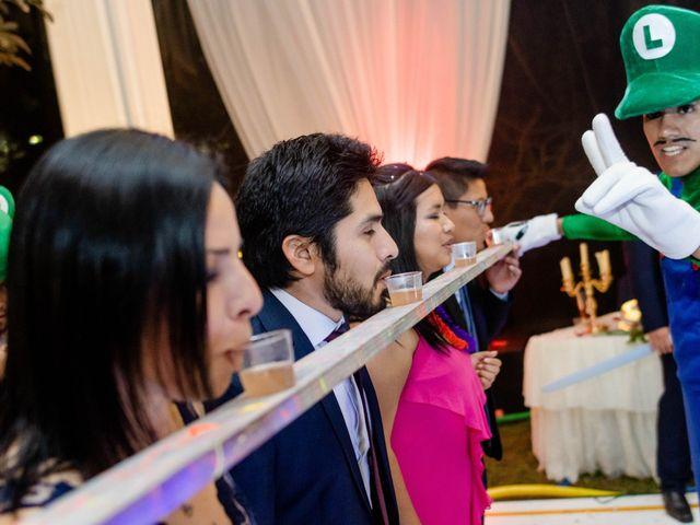 El matrimonio de Mario y Jhanny en Lurigancho-Chosica, Lima 124