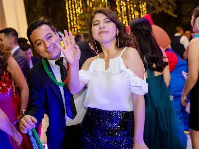 El matrimonio de Mario y Jhanny en Lurigancho-Chosica, Lima 126