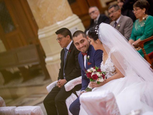 El matrimonio de Mario y Jhanny en Lurigancho-Chosica, Lima 132