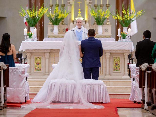 El matrimonio de Mario y Jhanny en Lurigancho-Chosica, Lima 149