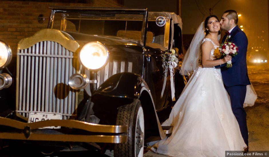 El matrimonio de Mario y Jhanny en Lurigancho-Chosica, Lima
