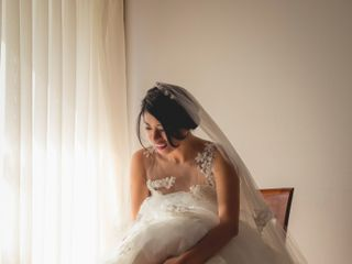 El matrimonio de Alicia y Gino 3
