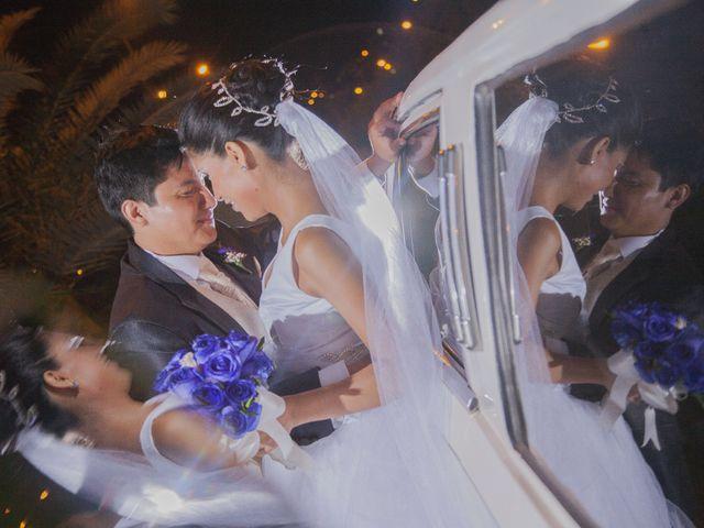 El matrimonio de Yarleni y Erick