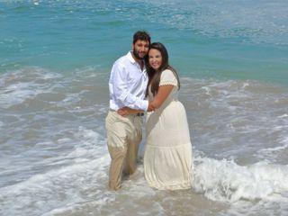 El matrimonio de Denisse y Efrain 2