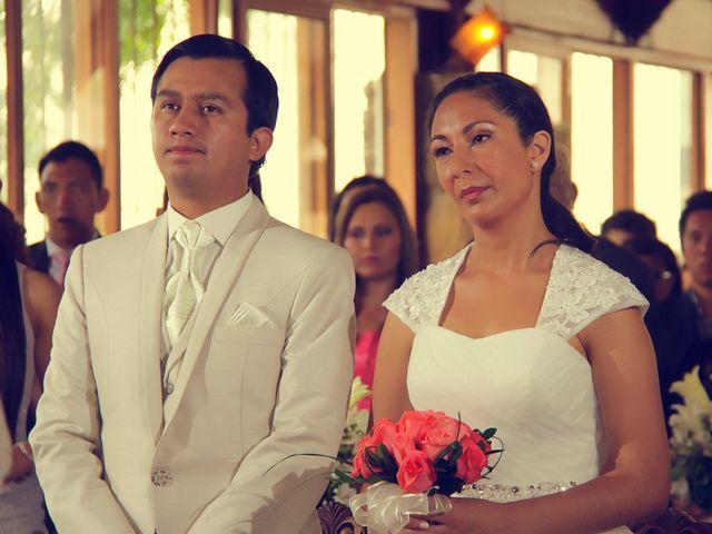 El matrimonio de Sandra y Ahmed