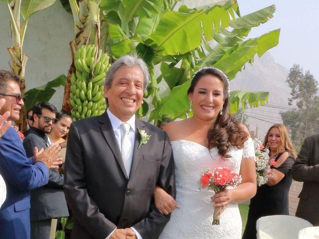 El matrimonio de Efrain y Denisse en Cieneguilla, Lima 8