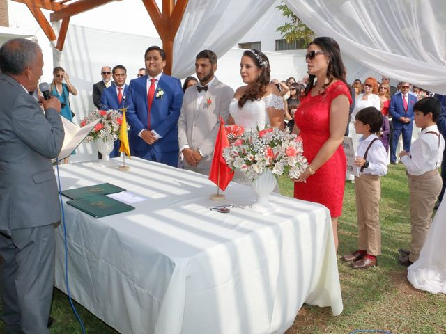 El matrimonio de Efrain y Denisse en Cieneguilla, Lima 9