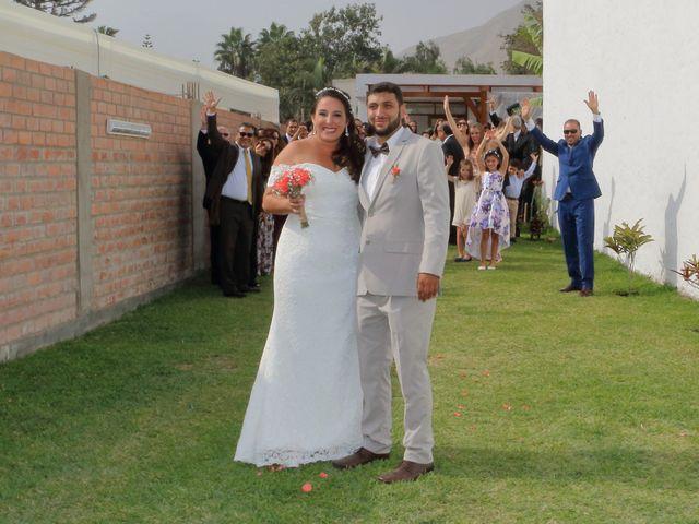 El matrimonio de Efrain y Denisse en Cieneguilla, Lima 10