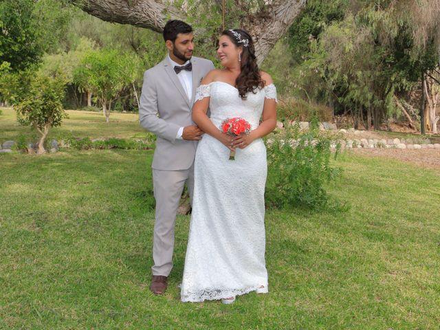 El matrimonio de Efrain y Denisse en Cieneguilla, Lima 12
