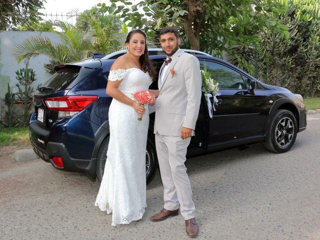 El matrimonio de Efrain y Denisse en Cieneguilla, Lima 13