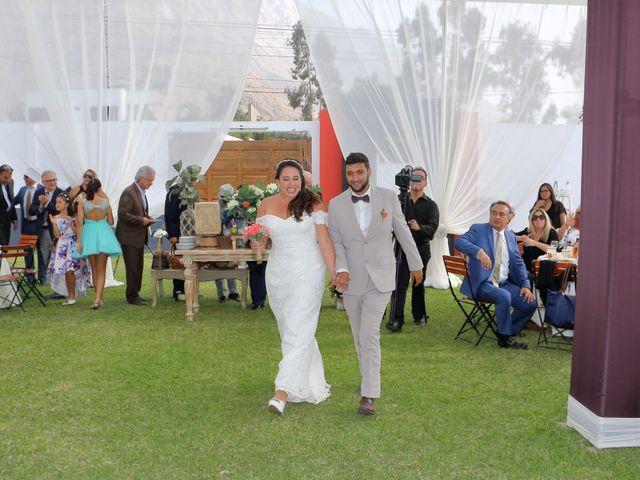 El matrimonio de Efrain y Denisse en Cieneguilla, Lima 14