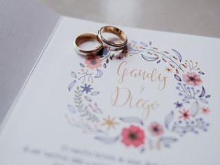 El matrimonio de Diego y Gaudy 3