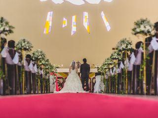 El matrimonio de Connie y Carlos 1