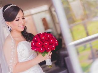 El matrimonio de Connie y Carlos
