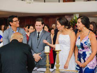El matrimonio de María José y Juan Carlos 1