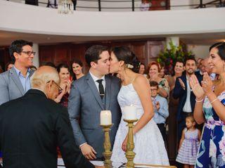 El matrimonio de María José y Juan Carlos 2