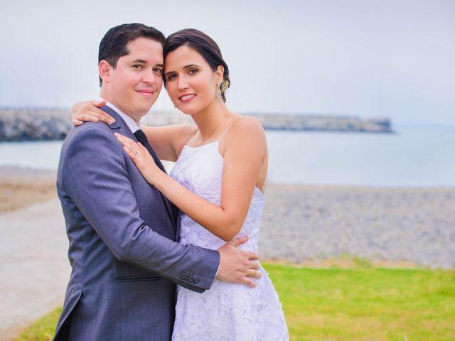 El matrimonio de María José y Juan Carlos