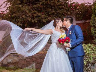 El matrimonio de Natasha y Jack