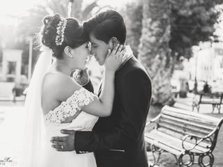 El matrimonio de Yovana y Jose
