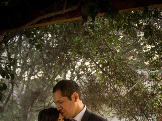 El matrimonio de Yely y Giovanni