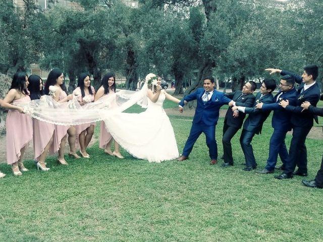El matrimonio de Enrique y Abisag en Lima, Lima 1