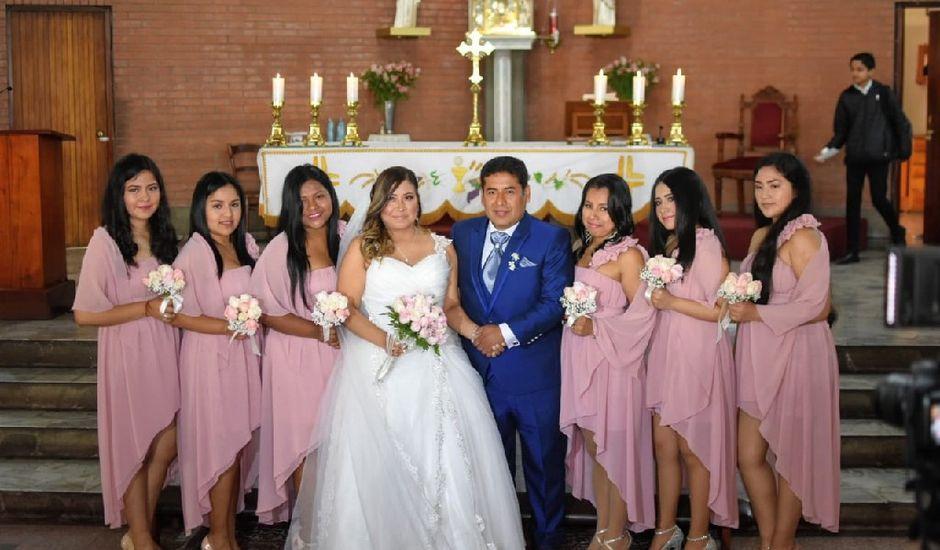 El matrimonio de Enrique y Abisag en Lima, Lima