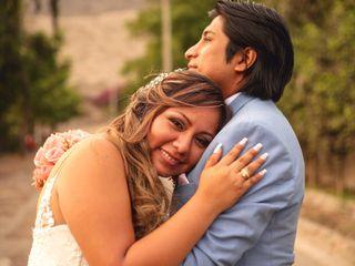 El matrimonio de Jaclyn y David