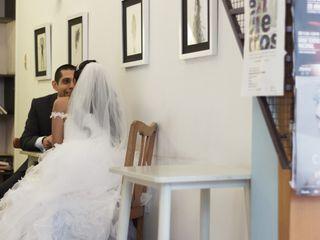 El matrimonio de Reynaldo y Claudia 2