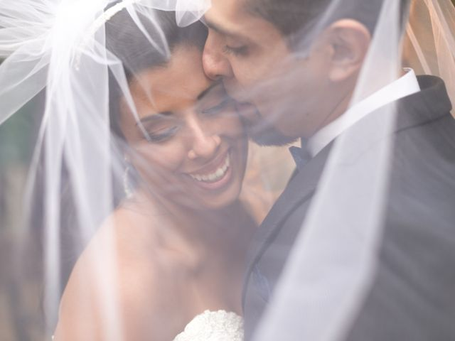 El matrimonio de Reynaldo y Claudia