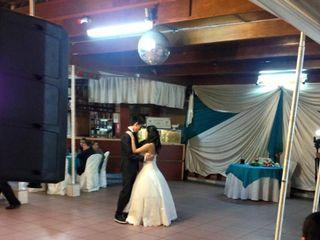 El matrimonio de Carola y Jimmy 1