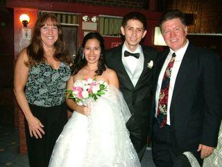 El matrimonio de Carola y Jimmy