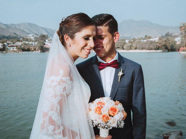 El matrimonio de Mafe y Diego