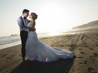 El matrimonio de Fiorella y Andrés