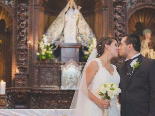 El matrimonio de Katty y Erick