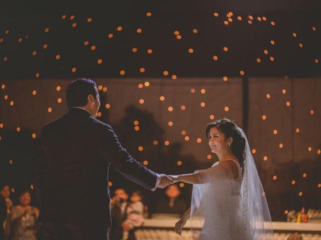 El matrimonio de Mary y Yván