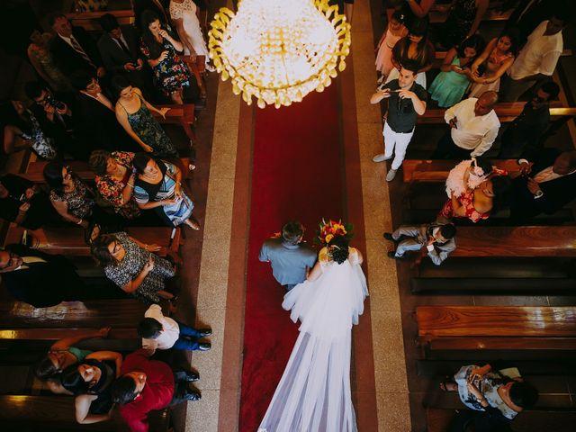 El matrimonio de Gino y Rossana en Lima, Lima 30