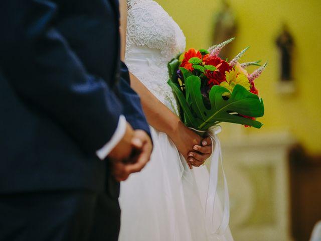 El matrimonio de Gino y Rossana en Lima, Lima 31
