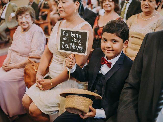 El matrimonio de Gino y Rossana en Lima, Lima 34