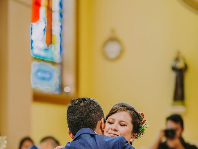 El matrimonio de Gino y Rossana en Lima, Lima 37