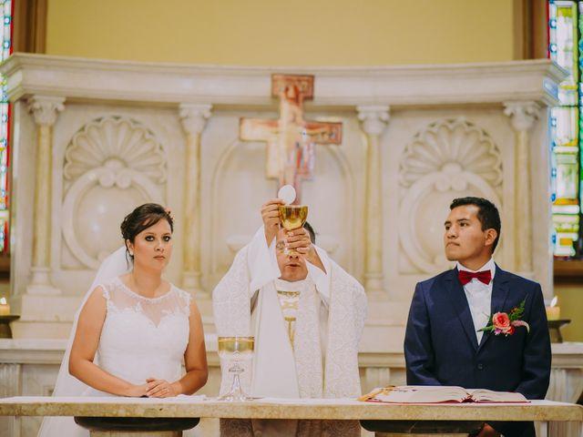 El matrimonio de Gino y Rossana en Lima, Lima 42