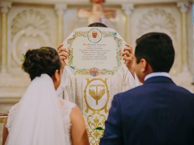 El matrimonio de Gino y Rossana en Lima, Lima 45