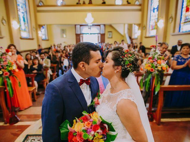 El matrimonio de Gino y Rossana en Lima, Lima 47