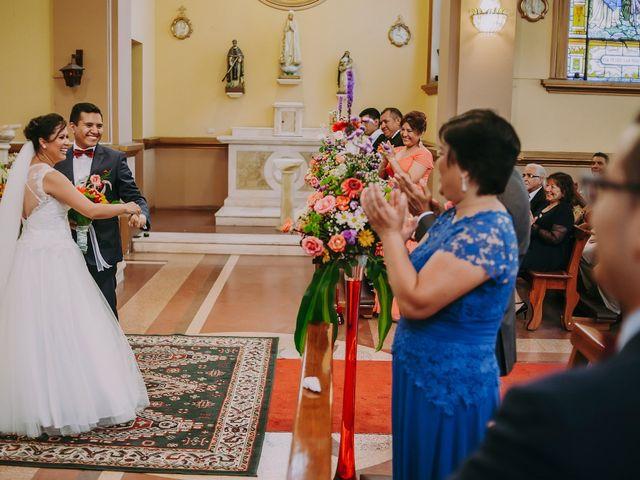 El matrimonio de Gino y Rossana en Lima, Lima 48