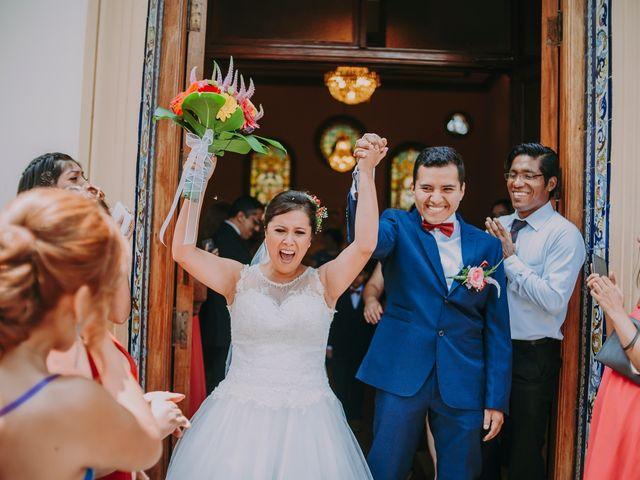 El matrimonio de Gino y Rossana en Lima, Lima 50